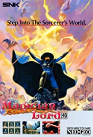 Magician Lord Poster
