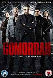 Gomorra: La serie Poster - TV Show Forum, Cast, Reviews