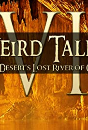 The Desert's Lost River of Gold Poster