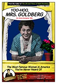 Yoo-Hoo, Mrs. Goldberg (2009) Poster - Movie Forum, Cast, Reviews