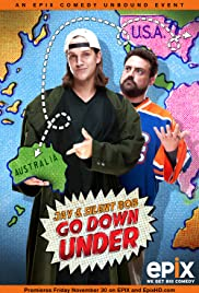 Jay and Silent Bob Go Down Under(2012) Poster - TV Show Forum, Cast, Reviews
