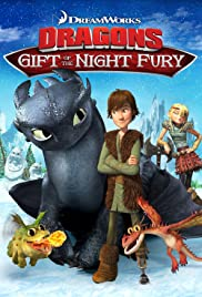 Dragons: Gift of the Night Fury Poster