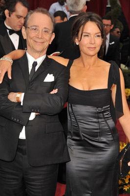 Jennifer Grey and Joel Grey