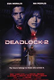 Deadlocked: Escape from Zone 14 Poster