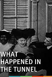 What Happened in the Tunnel (1903) Poster - Movie Forum, Cast, Reviews
