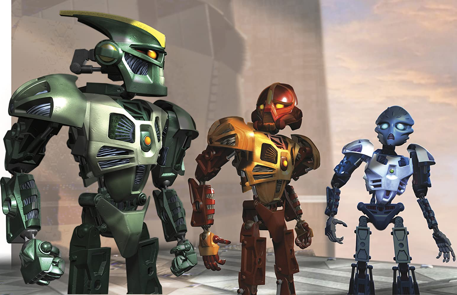 Bionicle 2: Legends of Metru Nui (2004)