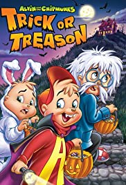 Alvin and the Chipmunks: Trick or Treason Poster