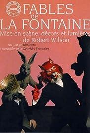 Fables de La Fontaine Poster