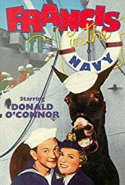 Francis in the Navy (1955) Poster - Movie Forum, Cast, Reviews