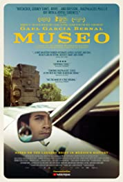 Museo (2018) poster