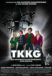 TKKG und die rätselhafte Mind-Machine Poster