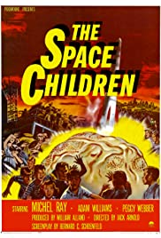 The Space Children(1958) Poster - Movie Forum, Cast, Reviews