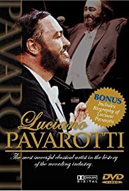 Luciano Pavarotti: A Legend Says Goodbye Poster