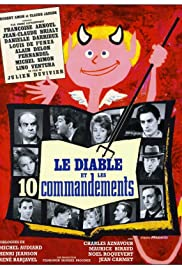 The Devil and the Ten Commandments Poster