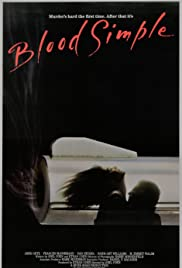 Blood Simple. (1984) Poster - Movie Forum, Cast, Reviews
