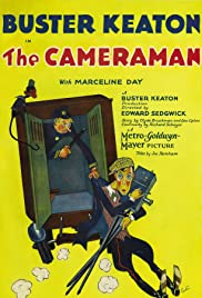 The Cameraman (1928) Poster - Movie Forum, Cast, Reviews