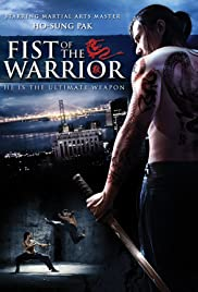 Fist of the Warrior Poster