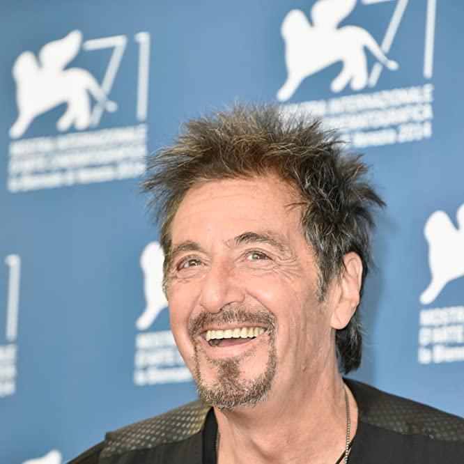 Al Pacino at an event for The Humbling (2014)