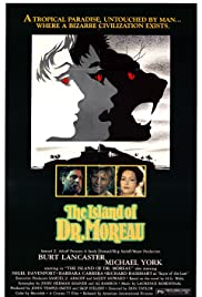The Island of Dr. Moreau Poster
