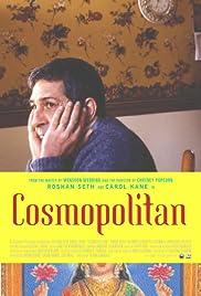 Cosmopolitan Poster
