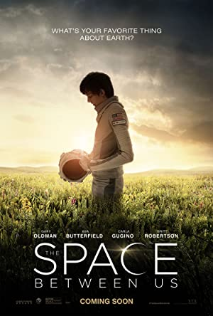 The Space Between Us (2017)720p mp4 Torrent