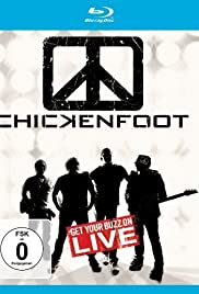 Chickenfoot: Get Your Buzz on Live Poster