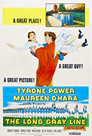 The Long Gray Line (1955) Poster - Movie Forum, Cast, Reviews