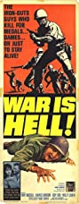 War Is Hell (1961) Poster