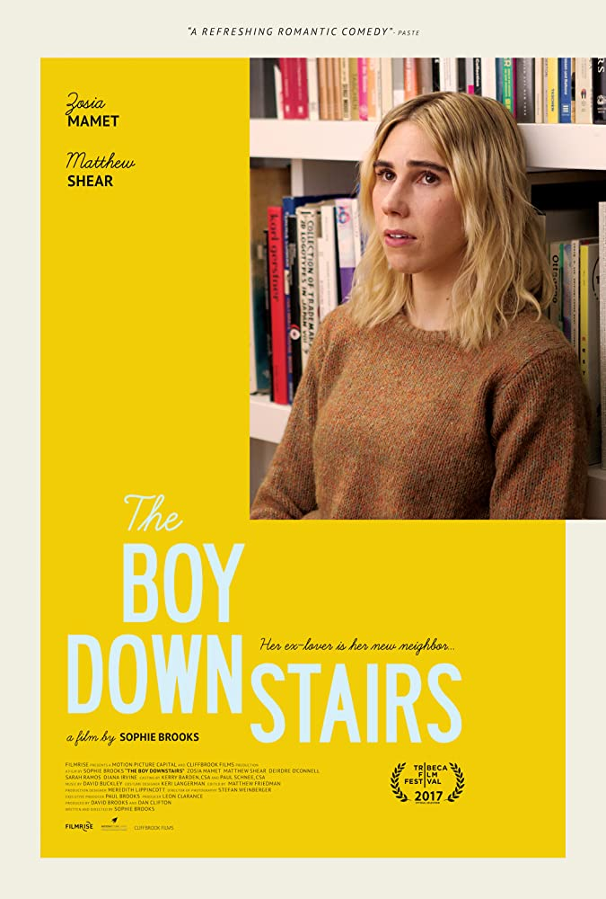 Zosia Mamet in The Boy Downstairs (2017)