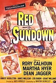 Red Sundown(1956) Poster - Movie Forum, Cast, Reviews