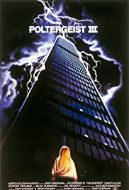 Poltergeist III (1988) Poster - Movie Forum, Cast, Reviews