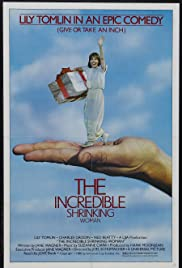The Incredible Shrinking Woman (1981) Poster - Movie Forum, Cast, Reviews