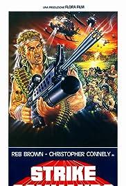 Strike Commando(1987) Poster - Movie Forum, Cast, Reviews