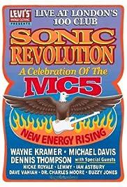 Sonic Revolution: A Celebration of the MC5 Poster