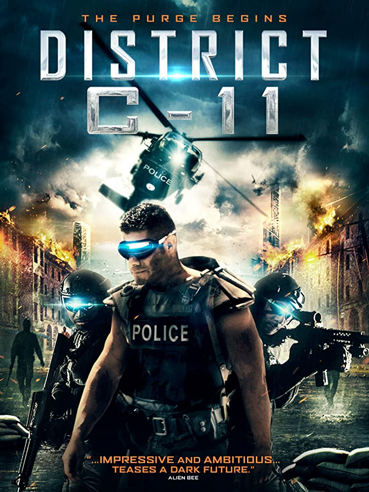 فيلم District C-11 2017 مترجم