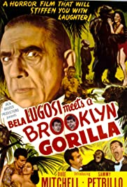 Bela Lugosi Meets a Brooklyn Gorilla (1952) Poster - Movie Forum, Cast, Reviews