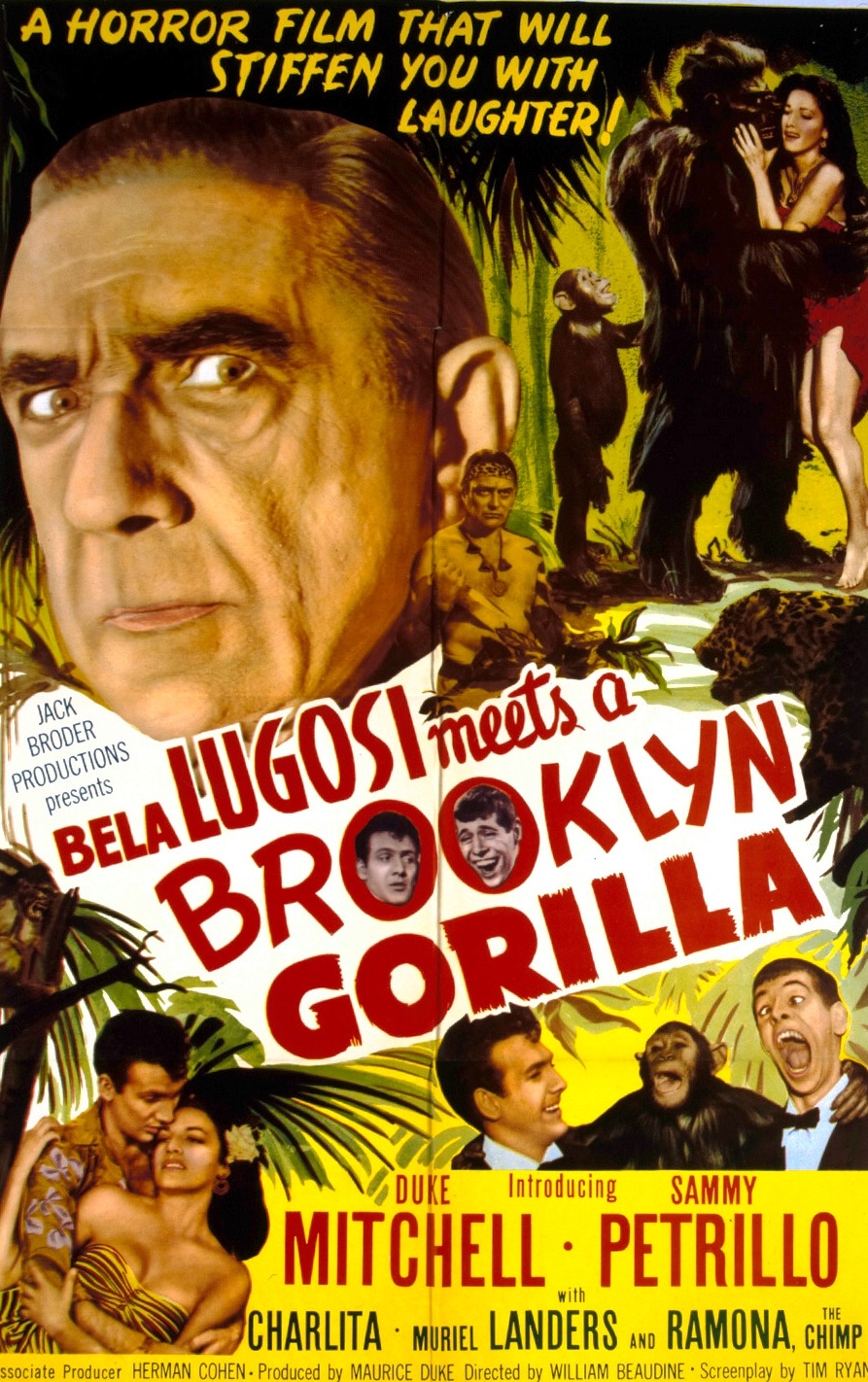 Image Bela Lugosi Meets a Brooklyn Gorilla Watch Full Movie Free Online