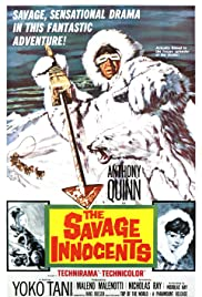 The Savage Innocents (1960) Poster - Movie Forum, Cast, Reviews