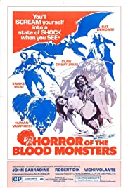 Horror of the Blood Monsters (1970) Poster - Movie Forum, Cast, Reviews