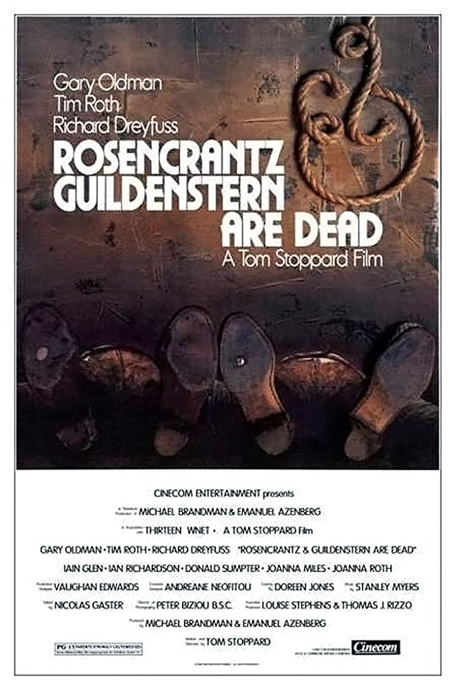 君臣人子小命呜呼 Rosencrantz and Guildenstern Are Dead (1990)