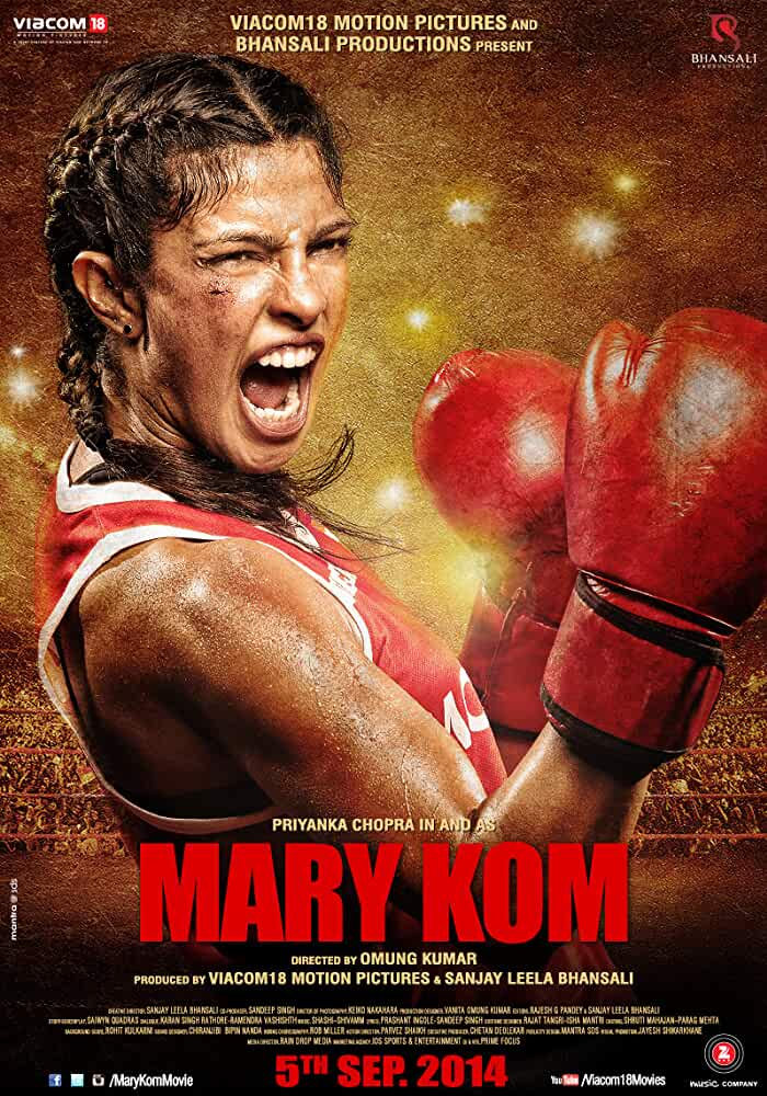 Mary Kom 2014 Full Hindi Movie 480p BluRay full movie watch online freee download at movies365.lol