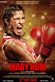 Mary Kom (2014) Poster - Movie Forum, Cast, Reviews