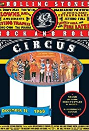 The Rolling Stones Rock and Roll Circus (1996) Poster - Movie Forum, Cast, Reviews
