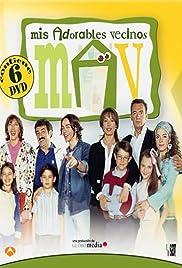 Mis adorables vecinos Poster - TV Show Forum, Cast, Reviews