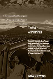 The Dog of Pompeii Poster
