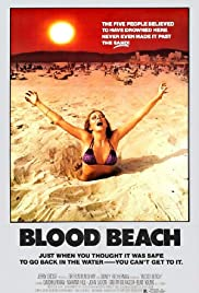 Blood Beach (1980) Poster - Movie Forum, Cast, Reviews