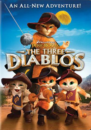 El Gato con Botas: Los tres Diablos -