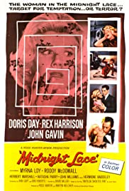 Midnight Lace (1960) Poster - Movie Forum, Cast, Reviews