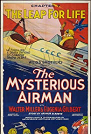 The Mysterious Airman Poster