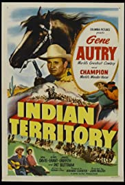 Indian Territory Poster